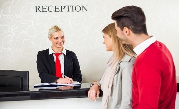 Английский в отеле: разговорник