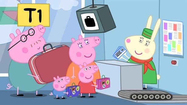 Путешествуем со Свинкой Пеппой!